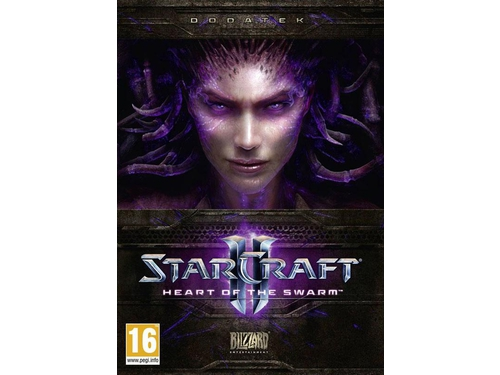 Gra PC Starcraft II: Heart of the Swarm