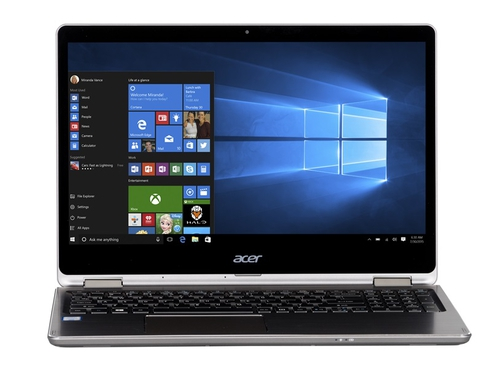 "2w1 Acer Aspire R 15 NX.GCFAA.002 Core i5-6200U 15,6"" 8GB SSHD 1TB Intel HD 520 GeForce GT940MX Win10 Repack/Przepakowany"