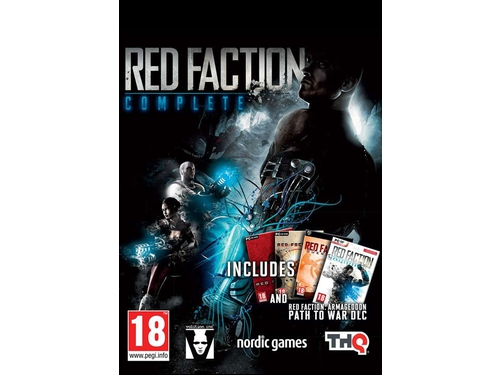 Gra wersja cyfrowa Red Faction Collection
