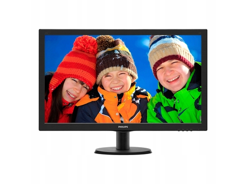 "Monitor [4644] Philips 240V5QDAB/00 23,8"" IPS/PLS FullHD 1920x1080 50/60Hz"