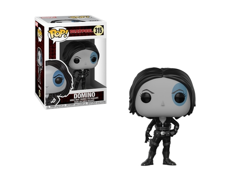 FUNKO POP VINYL: MARVEL - DEADPOOL PARODY - DOMINO