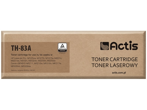 Actis toner do HP 83A CE283A new TH-83A