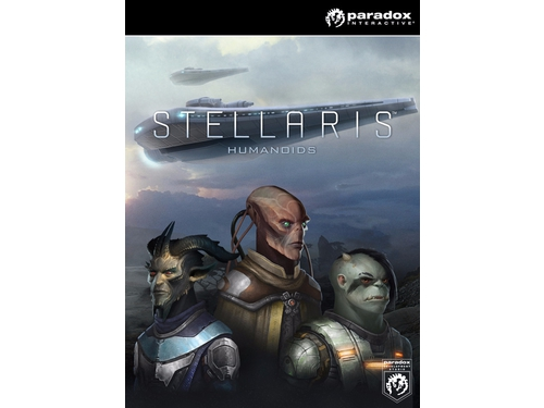 Stellaris Humanoids Species Pack DLC Humanoids Species Pack - K00500