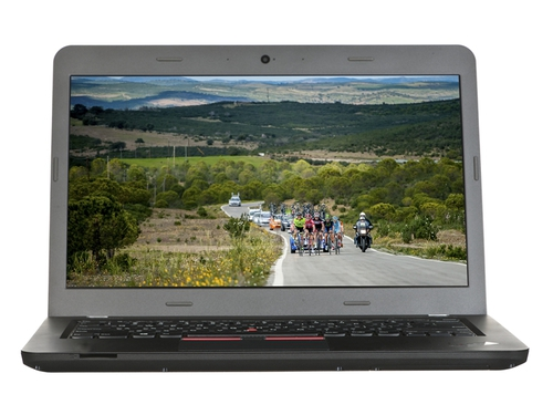 "Laptop Lenovo 20DC0084PB Core i7-5500U 14,1"" 4GB HDD 1TB Radeon R7 M260 Win7Prof"