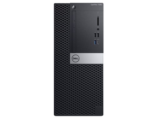 Komputer Dell Opti 7060 MT N027O7060MT Core i5-8500 Intel UHD 630 8GB DDR4 DIMM HDD 1TB Win10Pro