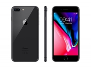 Smartfon Apple iPhone 8 Plus 64GB Space Grey MQ8L2PM/A Galileo LTE Bluetooth WiFi GPS 64GB iOS 11 kolor szary