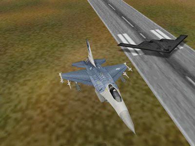 #F-16 Multirole Fighter