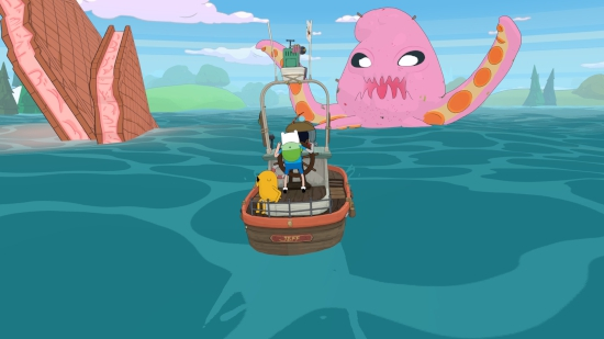 #Adventure Time: Pirates of the Enchiridion