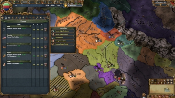 #Europa Universalis IV The Dharma Collection
