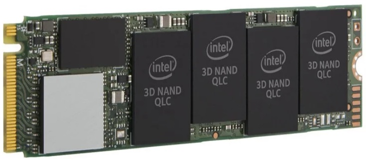 #INTEL 660P SSD QLC 1TB M.2 PCIe 3.0x4 80mm