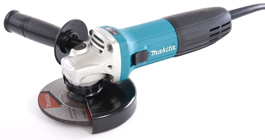 #Szlifierka kątowa 125mm 720W MAKITA