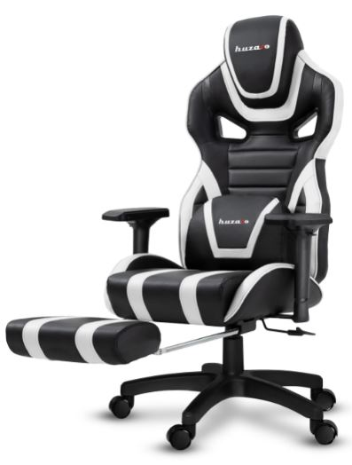 Fotel gamingowy HZ-Force 7.5 White2