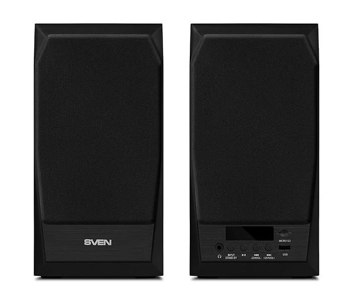 #Głośniki SVEN MC-10 USB, radio FM, BLUETOOTH, 50W