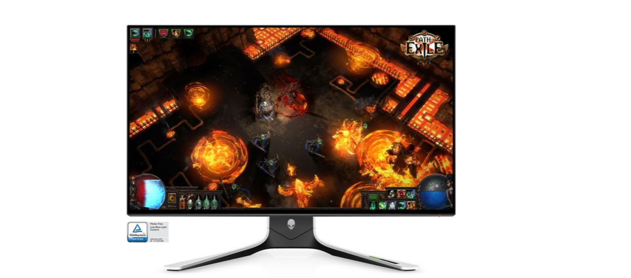 "#MONITOR DELL LED 27"" AW2721D"