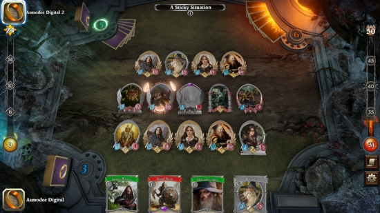 The Lord of the Rings: Adventure Card Game2