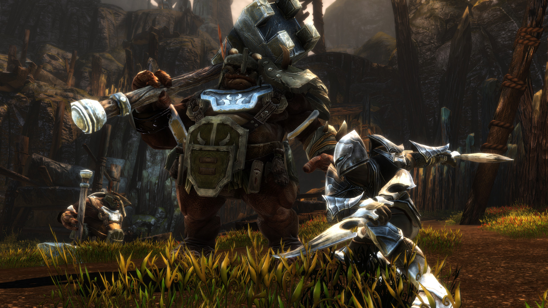 #Kingdoms of Amalur: Re-Reckoning FATE Edition