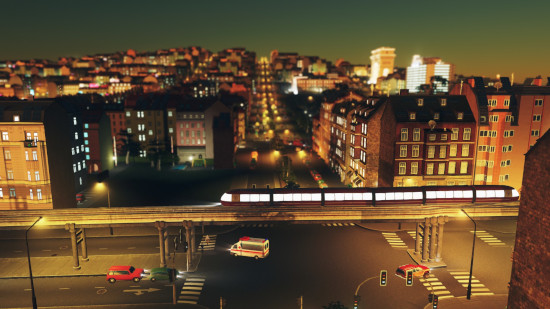 #Cities: Skylines - Mass Transit - DLC
