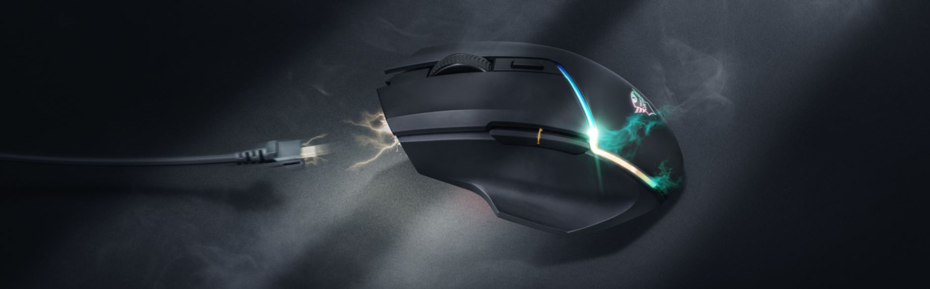 #MYSZ TRUST GXT 161 Disan Wireless Gaming Mouse