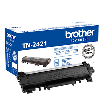 #BROTHER Toner Czarny TN2421=TN-2421