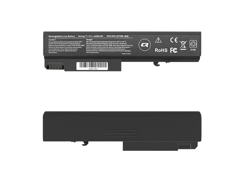 QOLTEC BATERIA DO HP ELITEBOOK 6930P, 4400MAH,11.1 - 52532