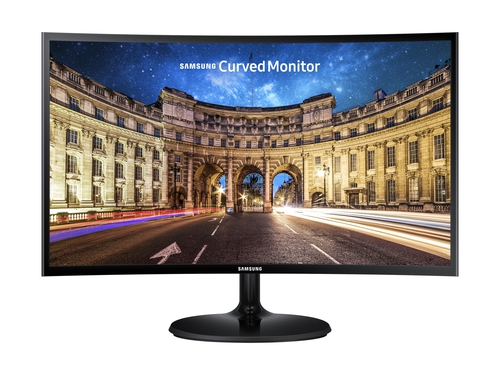 "MONITOR SAMSUNG LED 24"" LC24F390FHRXEN"