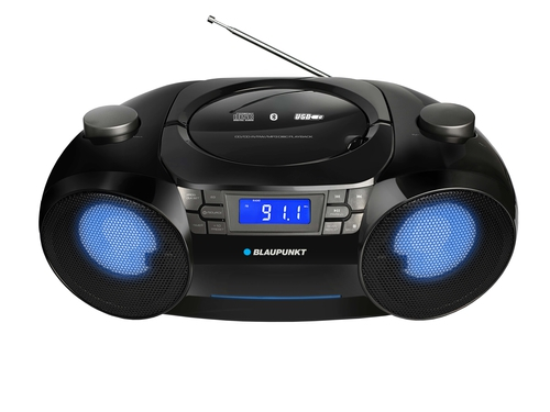 Radioodtwarzacz Blaupunkt BB31LED (BT CD MP3 USB)