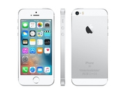 Smartfon Apple iPhone SE WiFi LTE Bluetooth NFC 32GB iOS 9 srebrny