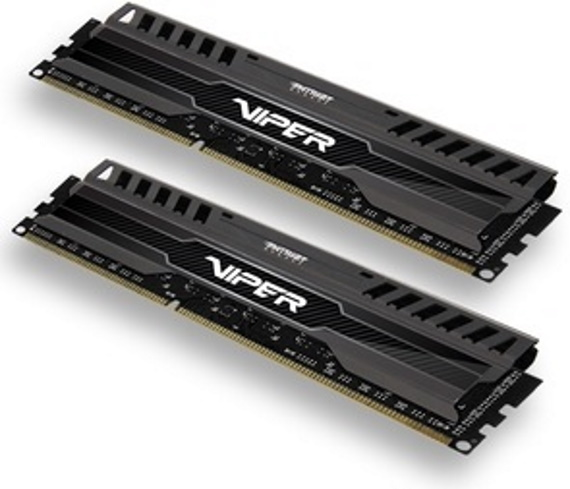 #Patriot ViperX 3RD 2x8GB DDR3 1866MHz CL10 1.5V, XMP 1.3 Dual Channel