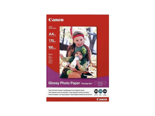 Papier Canon GP501 Photo Paper Glossy | 210g | A4 | 100ark - 0775B001