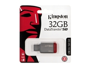 Pendrive Kingston FLASH DataTraveler 32GB USB 3.0 DT50/32GB