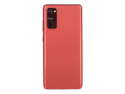 "Smartfon Samsung Galaxy S20 6/128GB 6,2"" Super AMOLED 1080x2400 4500 mAh 5G Red Fan Edition"