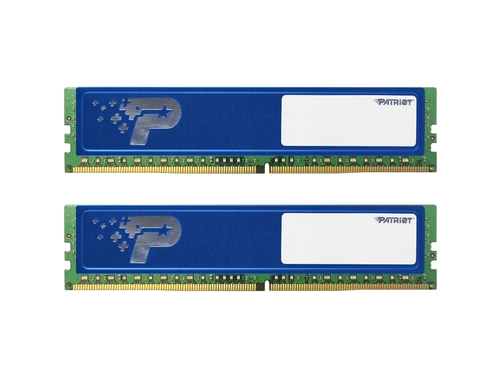 PATRIOT DDR4 8GB 2x4GB SIGNATURE 2400MHz CL16 - PSD48G2400KH