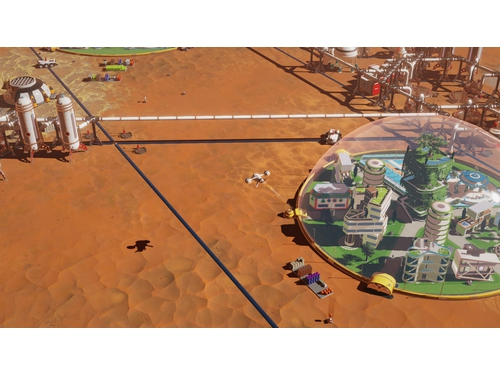 Gra PC Mac OSX Linux Surviving Mars First Colony Edition wersja cyfrowa