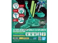ACTION BASE 1 SPARKLE CLEAR GREEN