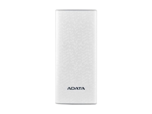 Power Bank ADATA AP10000-DUSB-CWH 10000mAh microUSB USB