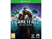 Gra Xbox One wersja BOX AGE OF WONDERS PLANETFALL