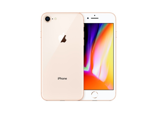 Smartfon Apple iPhone 8 MQ6J2ZD/A Bluetooth WiFi GPS LTE 64GB iOS 11 złoty