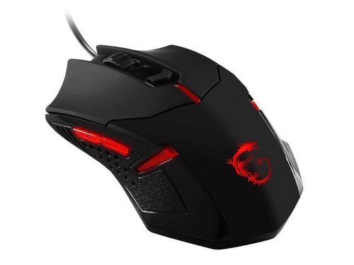 Mysz MSI Interceptor DS B1 Interceptor DS B1 GAMING Mouse