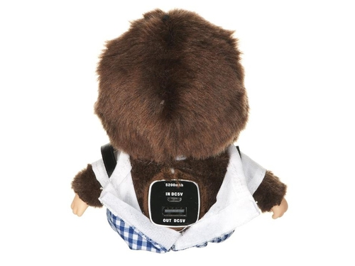 PowerNeed Powerbank P52002 5200mAh USB Monchhichi on - P5200M2