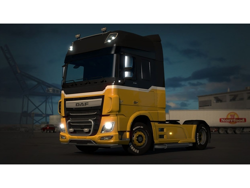 Gra PC wersja cyfrowa American Truck Simulator – Wheel Tuning Pack