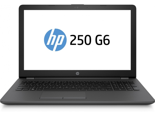 "Laptop HP 250 G6 4LT05EA Core i3-7020U 15,6"" 4GB HDD 1TB Intel HD 620 FreeDOS"