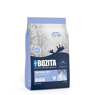 #BOZITA Original mini 4,75KG