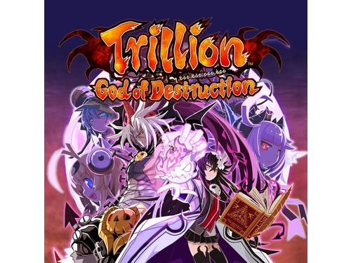Trillion: God of Destruction Deluxe DLC - K01252