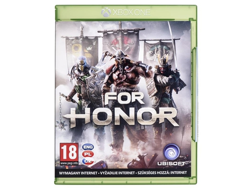 Gra Xbox ONE FOR HONOR POL - 3307215915172