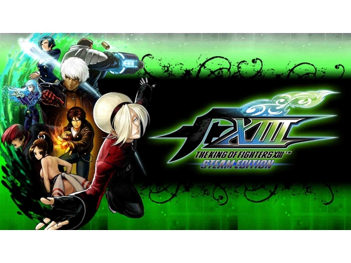 Gra wersja cyfrowa The King of Fighters XIII Steam Edition