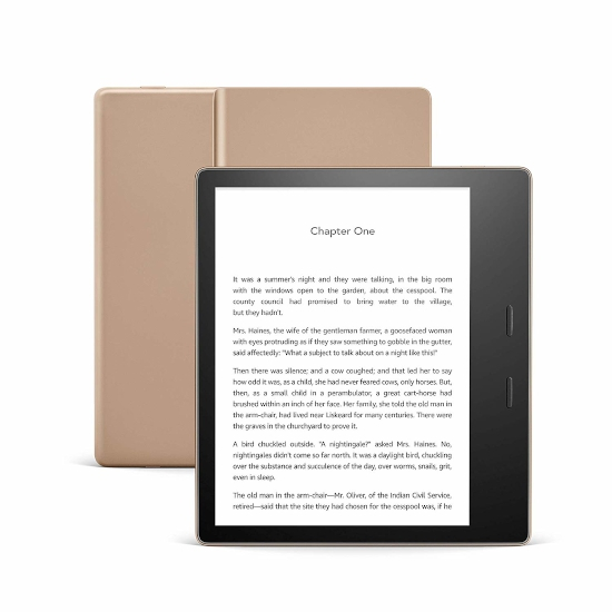 #Kindle Oasis 3 gold 32 GB