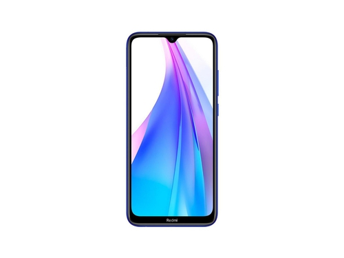 Smartfon XIAOMI Redmi Note 8T 64GB Starscape Blue LTE WiFi Bluetooth GPS NFC DualSIM 64GB Android 9.0 Starscape Blue