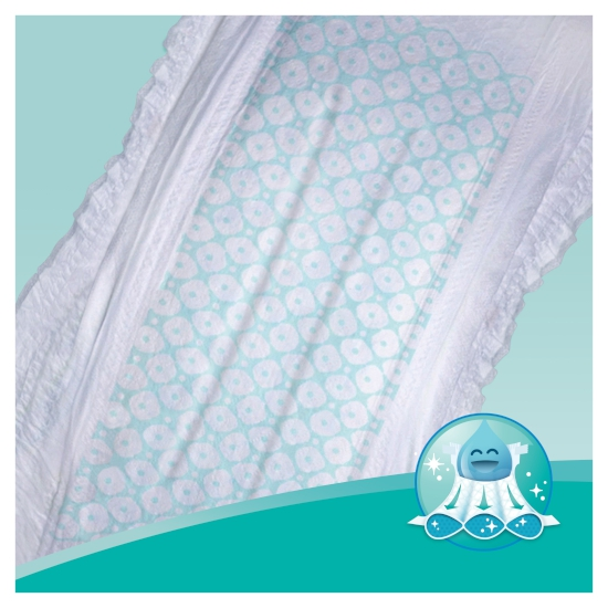 #Pampers pieluchy ABD Maxi Pack size 7 40szt
