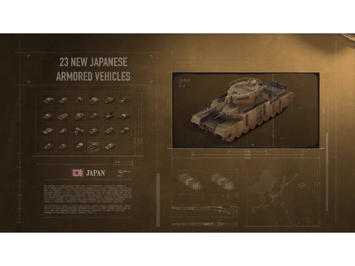 Hearts of Iron IV: Axis Armor Pack - K01433