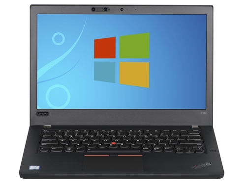 "Laptop Lenovo ThinkPad T480 20L50003PB Core i5-8250U 14"" 8GB SSD 512GB Intel® UHD Graphics 620 Win10Pro"